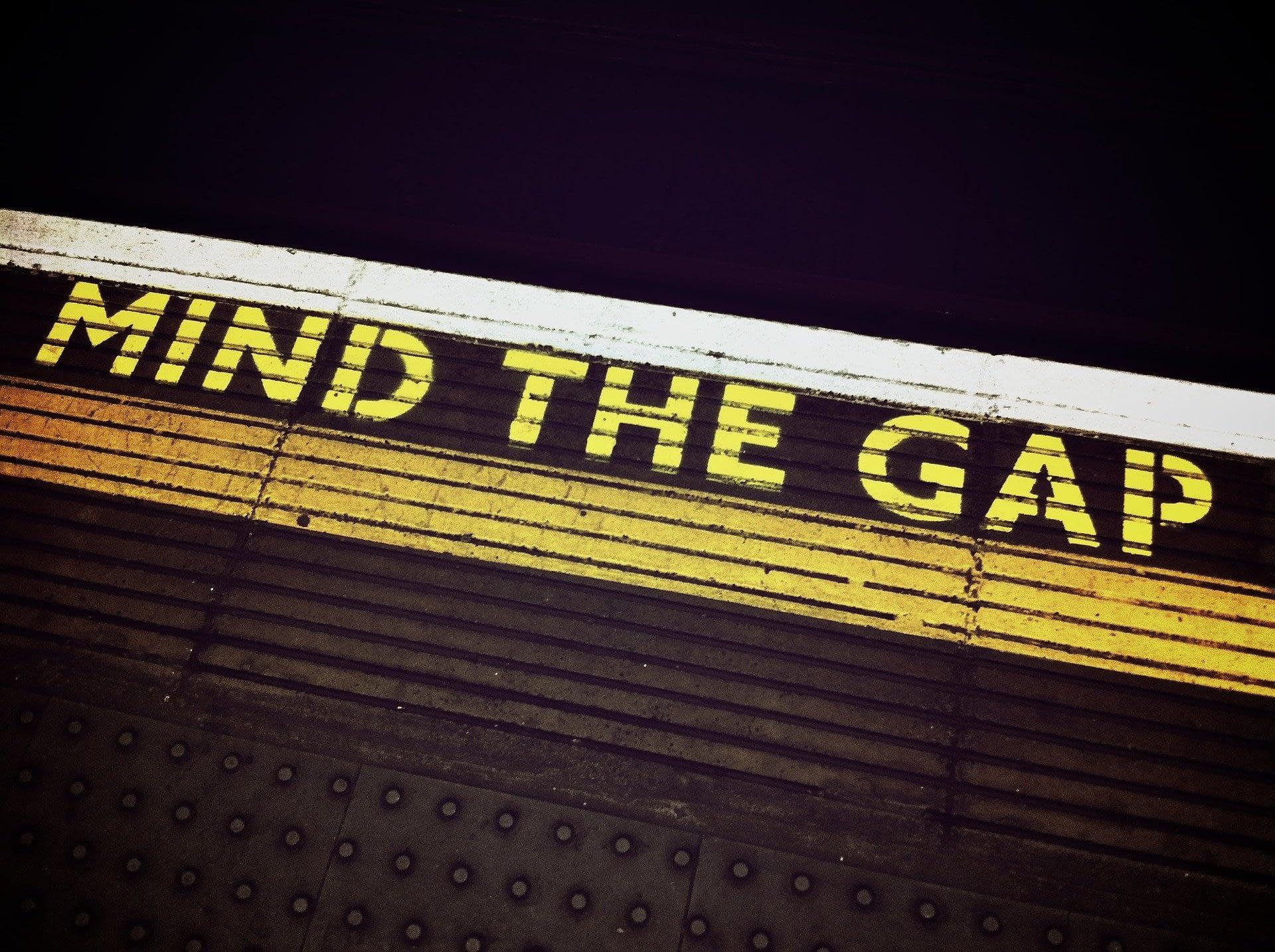 Image depicting the digital gap